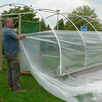 Polytunnel Construction Services