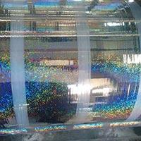 Holographic Window Film