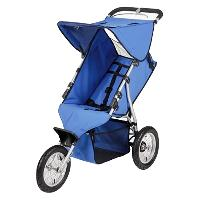 Steel Frame Baby Stroller