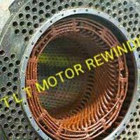 H.t Lt Electric Motor Rewinding Service
