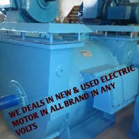 New & Used Slipring Electric Motor