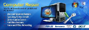 Computer Repairing & Installation