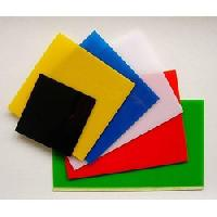 Acrylic Plastic Colored Sheet
