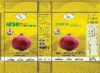 Agri Found Dark Red Onion Seeds