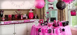 Birthday Party Activity Organizer