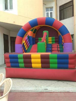Bouncy Castle On Rent