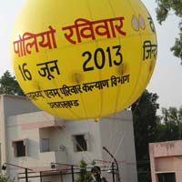 Inflatable  Polio Advertising Balloon