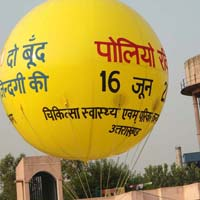 Polio Advertising Inflatable Balloon