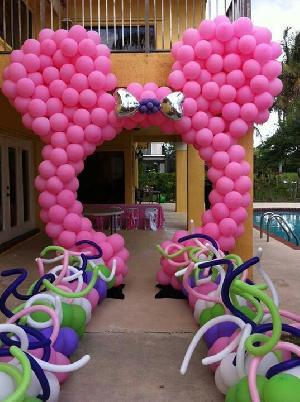 Theme Party Organizer