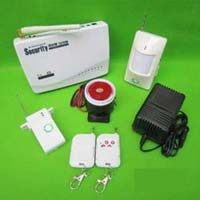 GSM SMS Auto Dial Alarm System