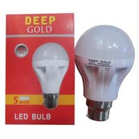 Deep Gold LED Bulbs