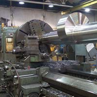 Forged Eccentric Crankshaft