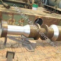 Forged Rotor Shaft