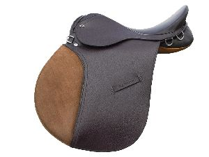Training english saddle