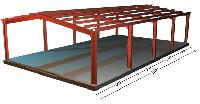 Pre Engineered Building Sheds