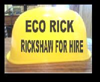 Rectangle Eco Rick Top Light