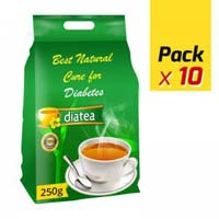 Diabetic Plain Tea (250g - 10 Pack)