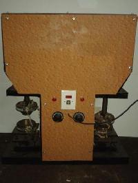 Semi Automatic Dona Double Die Making Machine
