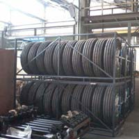 Tyre Packaging Pallet