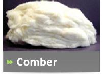 Comber Cotton Waste