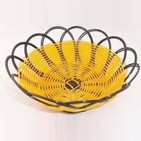 Iron Plate Fruit Basket