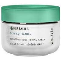Herbalife Skin Activator Nighttime Replenishing Cream