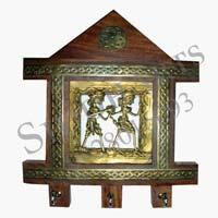 Decorative Dhokra Art Key Holder