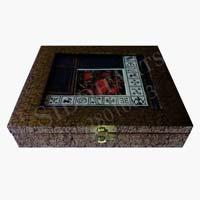 Dhokra Craft Wooden Box