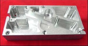 Aluminium Machine Components