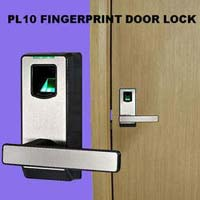 Pl10 Fingerprint Door Lock
