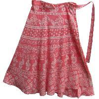 Cotton Wrap Around Skirt