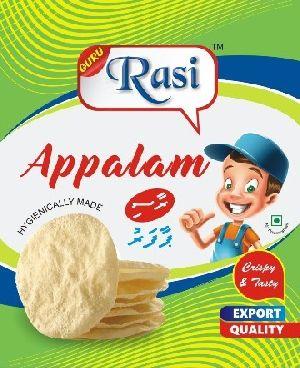Rasi Appalam