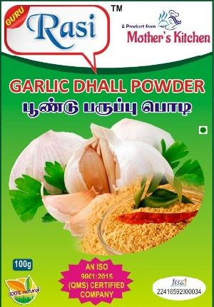 Rasi Garlic Dhall Rice Powder