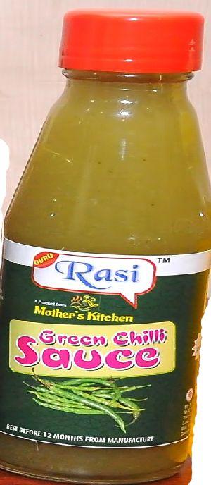 Rasi Green Chilli Sauce