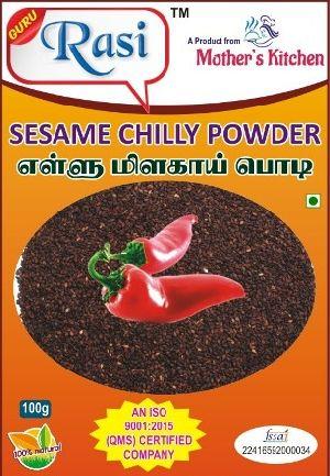 Rasi Sesame Chilly Powder
