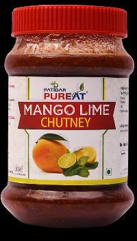 Mango Lime Chutney