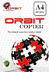 Quality Orbit Copier A4 Office Paper