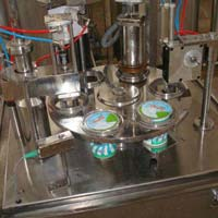 Dahi Processing & Packing System