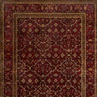 Traditional Hand Knotted Woolen Carpets