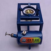 Mini Pressure Stove Blue