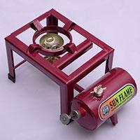 Mini Pressure Stove Pink