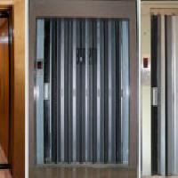 Manual Door Elevators