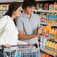 Food Labels Printing Product