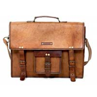 Rustic Leather Briefcases