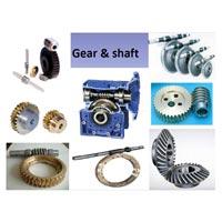 Automotive Gear & Shaft