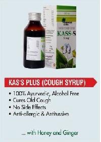 Kas's Plus (cough Syrup)