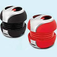 Bluetooth Capsule Speaker