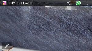 S K BLUE GRANITE SLABS