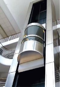 Capsules Elevators