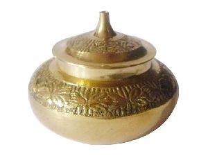 Brass Ganga Jal Pot